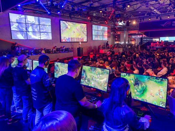 Dreamhack, Foto: Leipziger Messe GmbH / Tom Schulze