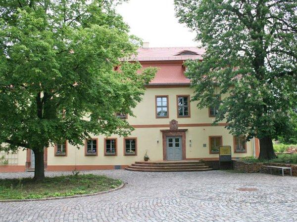 Rathaus Großpösna, Foto: Deutsche Glasfaser