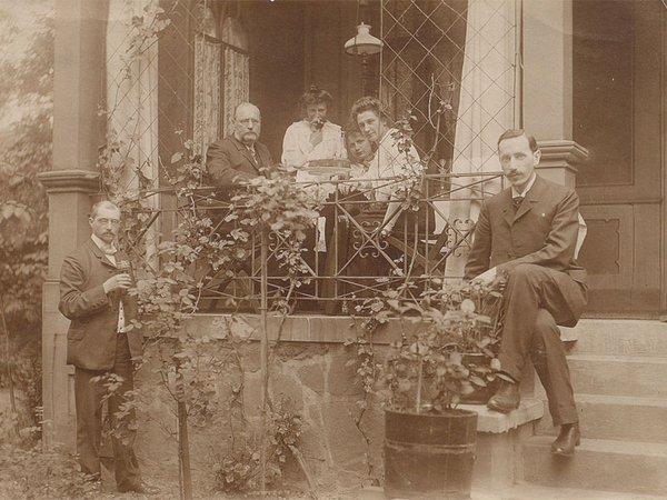 Familie Wustmann