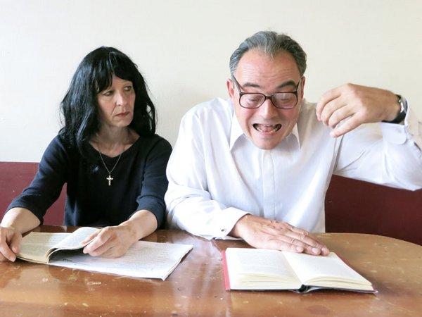 Verena Noll und Thomas Dehler, Foto: naTo
