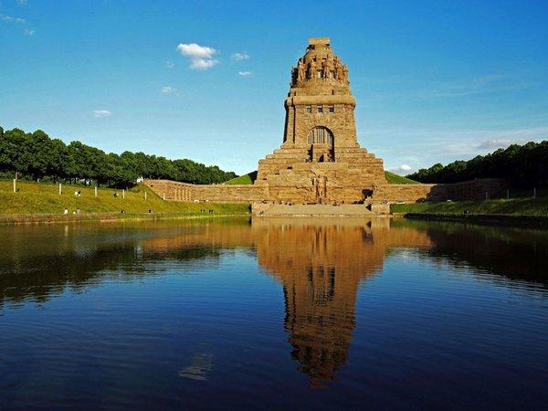 Völkerschlachtdenkmal Leipzig, Foto: Andreas Schmidt