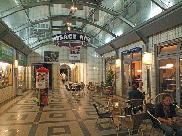Passage Kino, Foto: LEIPZIGINFO.DE