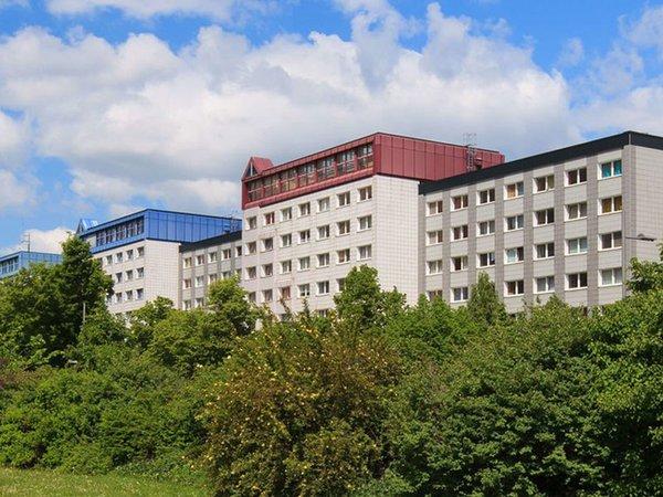 Studentenwohnheim in der Straße des 18. Oktober, Foto: Studentenwerk Leipzig