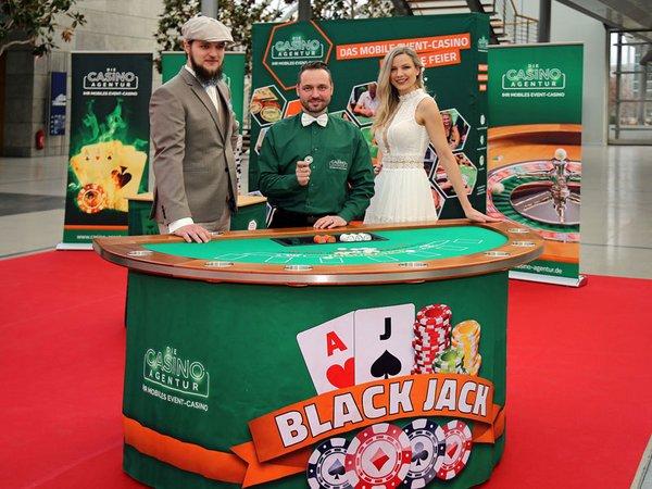 Spaß am Casino zur eigenen Hochzeit verspricht Die Casino Agentur aus Dresden, Foto: Isabell Gradinger