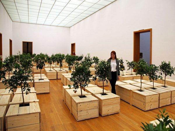 Yoko Ono. PEACE is POWER - Blick in die Ausstellung, Foto: Andreas Schmidt