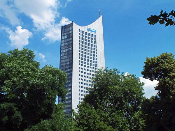 City-Hochhaus (Uniriese)