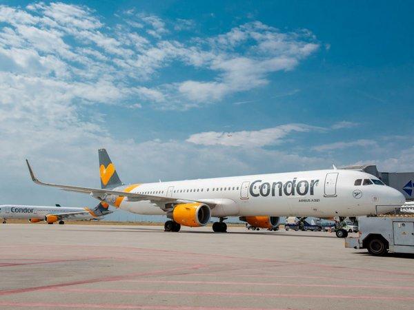 Condor mit zwölf zusätzlichen Flügen pro Woche im Sommer 2019, Foto: Flughafen Leipzig-Halle