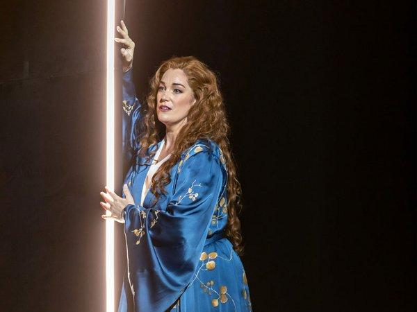Oper Leipzig: Tristan und Isolde, Foto: Tom Schulze