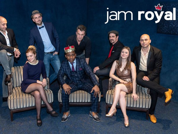 Foto: jam royal