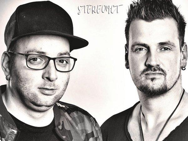 Stereoact, Foto: Bandmaterial