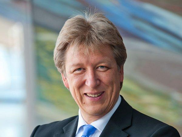 Gewandhausdirektor Prof. Andreas Schulz, Foto: Gert Mothes, 2014