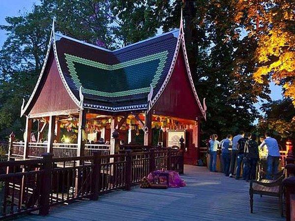 Asiatische Sommernacht - Exotische Stunden am Elefantentempel, Foto: Zoo Leipzig