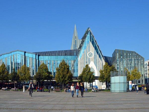 Universität Leipzig - Augustusplatz, Foto: Andreas Schmidt