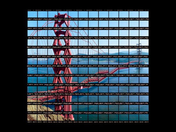 Thomas Kellner, San Francisco, Golden Gate Bridge, 2004