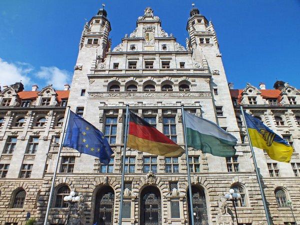 Neues Rathaus, Foto: LEIPZIGINFO.DE