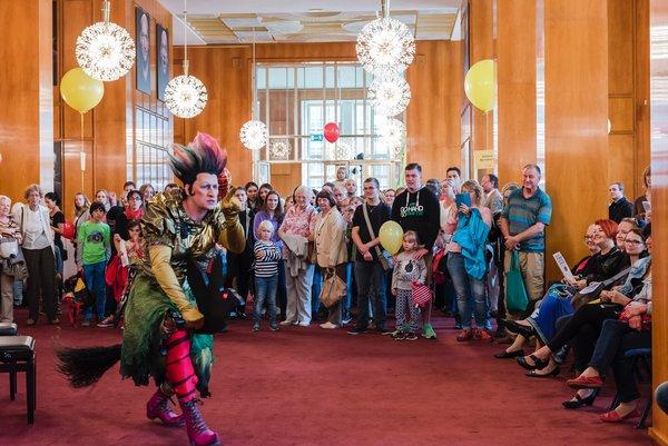 Spielzeit Eröffnungsfest der Oper Leipzig
