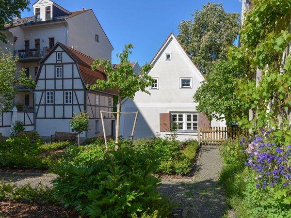 Schillerhaus: Gartenansicht, Foto: Markus Scholz