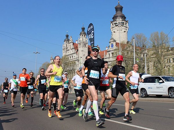 Leipzig Marathon, Foto: leipzigmarathon.de