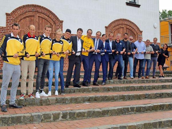 Eine Stadt - ein Team: Leipzig stärkt den Spitzensport, Foto: Andreas Schmidt