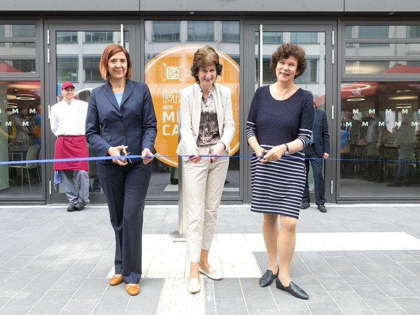 Eröffnung Mensa am Medizincampus, Foto: Swen Reichhold