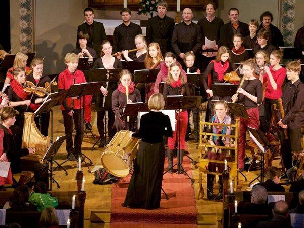Jugendmusiziergruppe Michael Praetorius