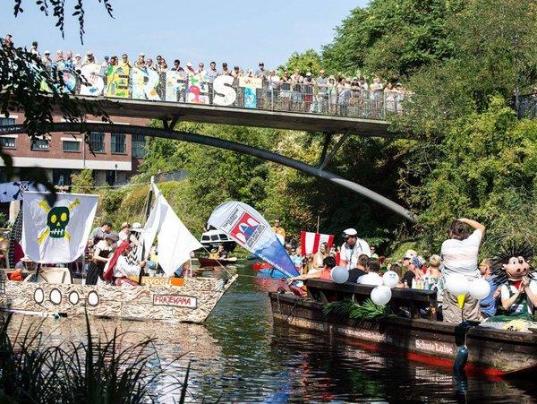 Leipziger Wasserfest, Foto: Wasser-Stadt-Leipzig e.V.