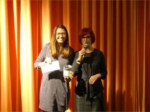 Spendenübergabe an das Kinderhospiz Bärenherz Leipzig, Foto: Passage Kinos