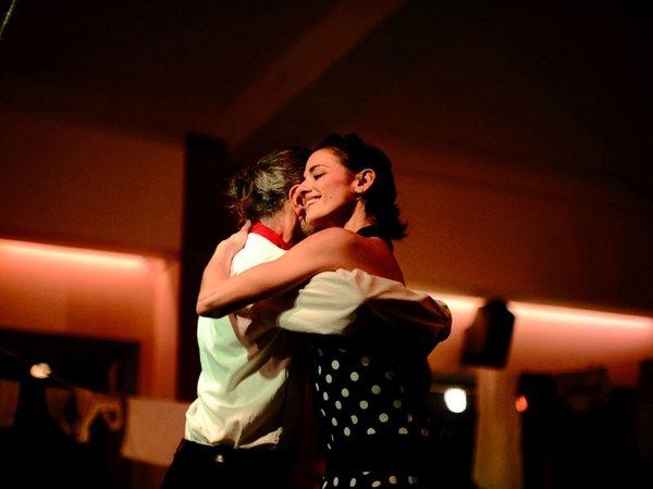 Tangoche: Meylem Gonzalez und Pepe Cuesta, Foto: Baileo
