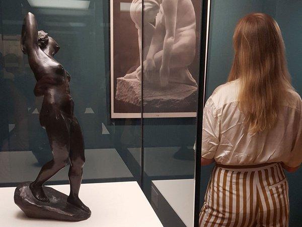 Blick in die Chamizer-Ausstellung, Foto: SGM