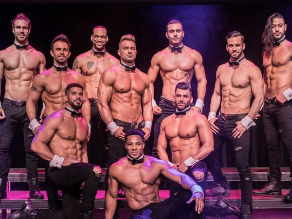 Chippendales, Foto: Bandmaterial