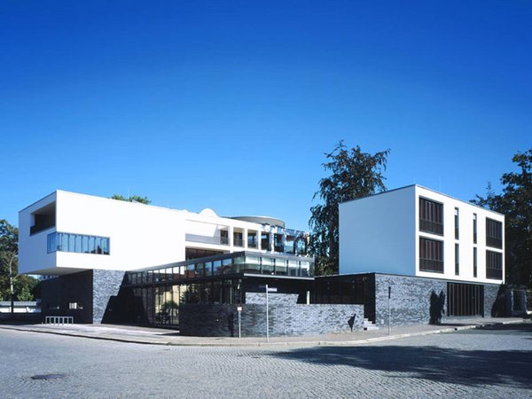 Mediencampus Villa Ida der LSoM