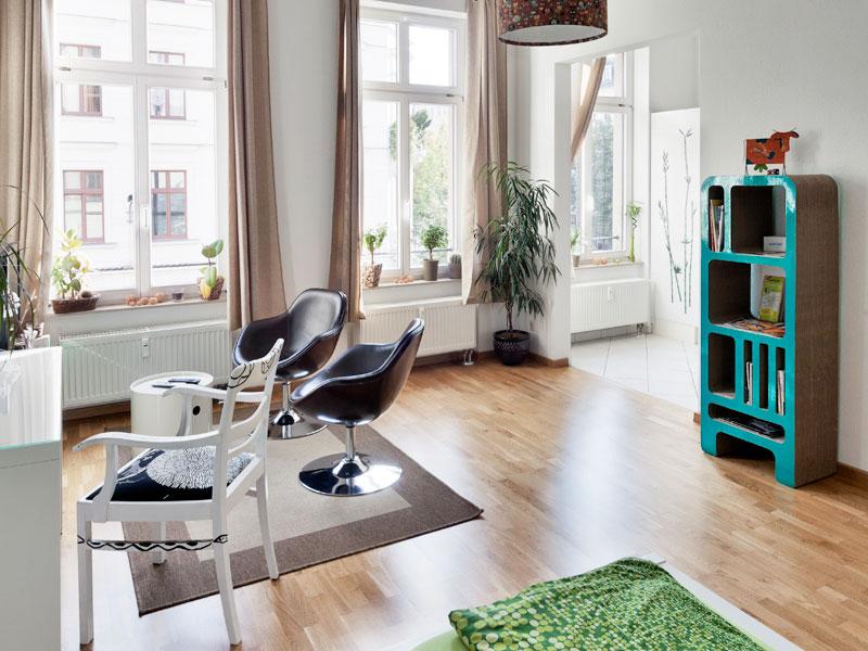 ferienwohnung leipzig s dvorstadt ferienwohnung in leipzig leipziginfo de. Black Bedroom Furniture Sets. Home Design Ideas