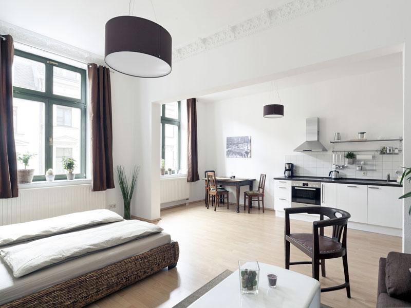 ferienwohnung leipzig zentrum ferienwohnung in leipzig leipziginfo de. Black Bedroom Furniture Sets. Home Design Ideas