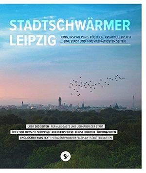 Cover Stadtschwärmer Leipzig