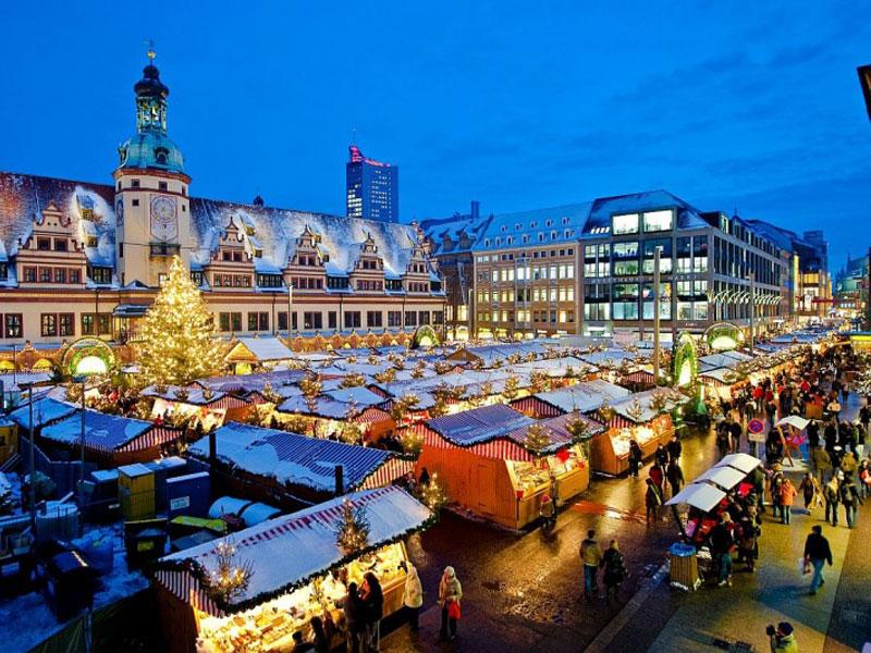 Weihnachtsmarkt 2021 Deutschland